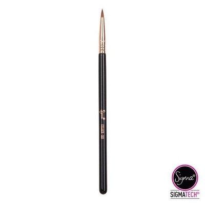Sigma  E05 EYE LINER BRUSH(玫瑰金)【愛來客】美國Sigma官方授權經銷商 眼線刷 眼線膏刷