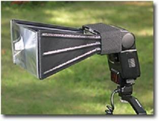 @佳鑫相機@(全新品)美國 Visual Echoes FX-1 閃光燈集光罩 FX1 for Canon 430EZ,Nikon SB-24, SB-28