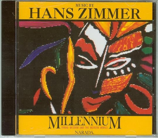 """黃金年代(Millennium-Tribal Wisdom""- Hans Zimmer(26-1),美版"