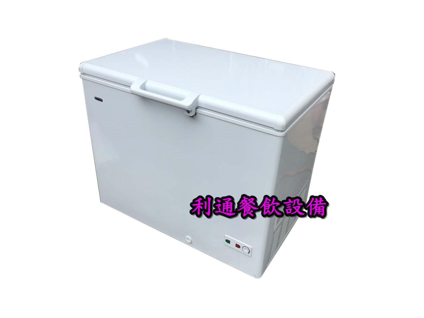 《利通餐飲設備》海爾3尺5上掀式冷凍櫃