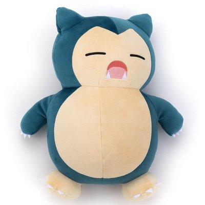 尼德斯Nydus 日本正版 神奇寶貝 Pokemon GO 精靈寶可夢 卡比獸 晚安抱枕 M size 約37cm