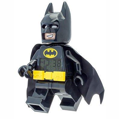 美版現貨【LEGO 樂高】2017年最新 全新正品/ 蝙蝠俠電影 蝙蝠俠鬧鐘 黑暗騎士 數字時鐘 Batman 人偶鬧鐘