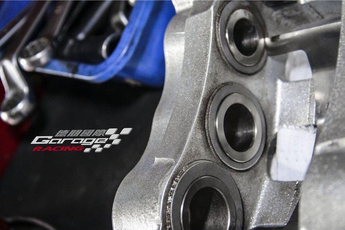 德朋國際 / ALCON CAR97 CAR98 卡鉗清潔 保養 來令片 烤漆 外盤更換