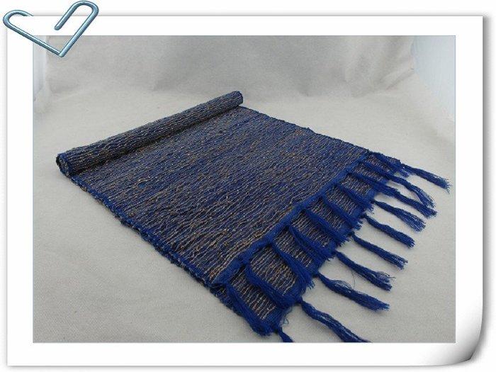 香草 桌墊 35~90 寶藍 草編桌巾 藤編桌巾 天然  編織 獨特香氣 峇里島風 餐廳