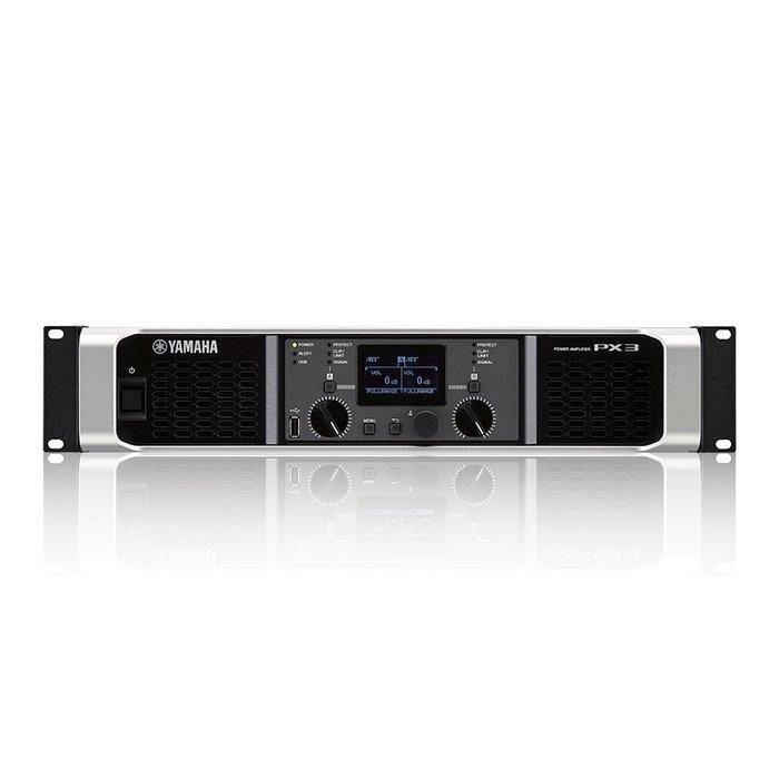【六絃樂器】全新 Yamaha PX3 數位功率擴大器 / 舞台音響設備 專業PA器材