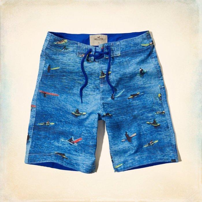 【天普小棧】HOLLISTER HCO Emerald Bay Swim Shorts海灘褲 泳褲 L號 現貨抵台