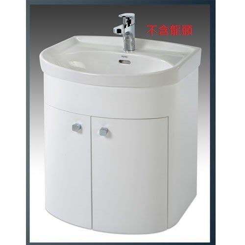 LW250面盆/造型圓弧櫃/白色/成舍衛浴/台中工廠//促銷價//歡迎搶購//剩下1組