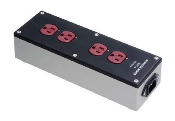 福利價!全新【音逸音響】頂級.電源排插》 日本 Acoustic Revive RTP-4 Ultimate