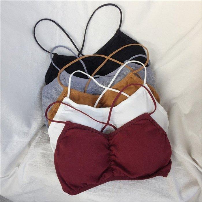 ROJO VIEW~1561 ~~鄰家ㄚ頭兒內搭款平口裹胸小可愛無袖背心上衣  現 預