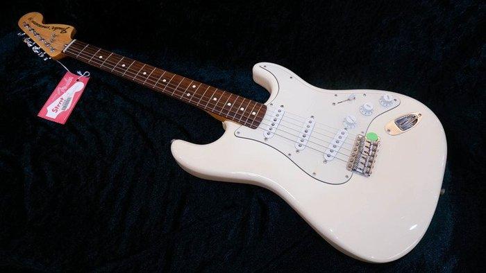 大鼻子樂器 免運 FENDER Classic 70's WH Stratocaster 電吉他 sss