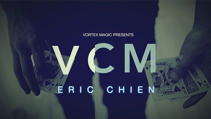 【天天魔法】【S975】正宗原廠~VCM by Eric Chien~紙牌手法作品~