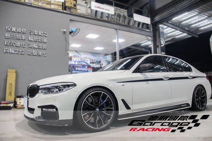 德朋國際 /公司貨 ALCON RC6 BMW G30 專用 六活塞搭配400MM  客製烤漆M-POWER藍