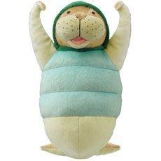 日本正版 景品 海賊王 航海王 Recommembers 003 功夫海牛 娃娃 日本代購