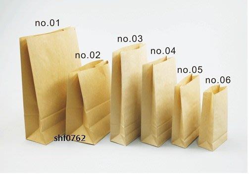 ≡☆包裝家專賣店☆≡ 包裝用品 店鋪用品  立體袋  赤牛皮 50入