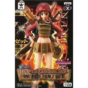 日本正版景品 海賊王 航海王 DXF THE GRANDLINE LADY FILM Z vol.1 娜美 公仔日本代購