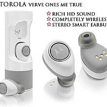 全新 Motorola Verve Ones Music Edition ME 真*無線 Bluetooth 藍牙 耳機 IP54 有Mic headphone