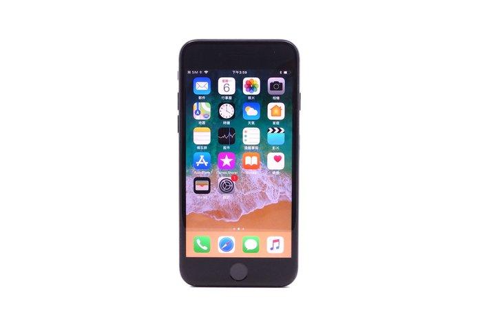 【台中青蘋果】Apple iPhone 7 曜石黑 128G 128GB 二手 4.7吋 蘋果手機 #27132