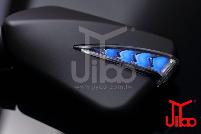【吉燿部屋】JY005-M 藍光(光學藍鏡) 機車 序列式後照鏡 方向燈 定位燈 光陽 三陽 YAMAHA G6