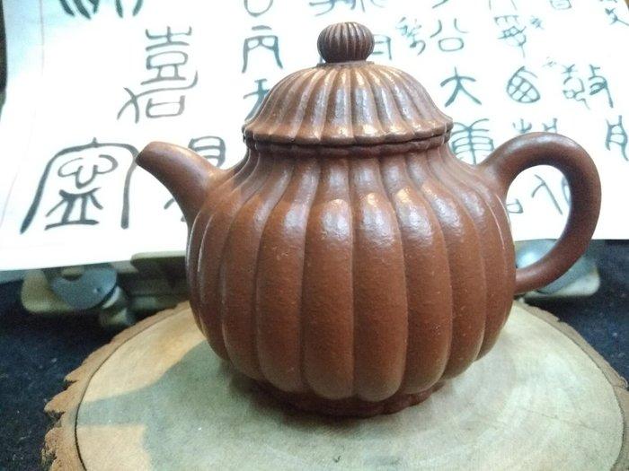 【茶墨相濡】特賣 ☆紫砂壺☆ 早期宜興紫砂壺1389