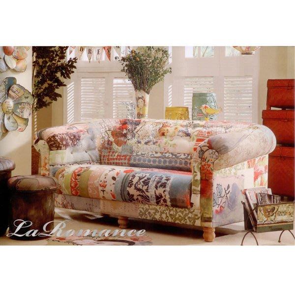 【Heart & Home】Kelly Rae Roberts 心戀家居系列三人帆布沙發座 / 椅子 /桌子