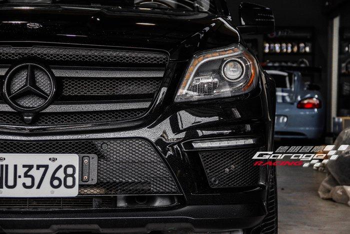 德朋國際 / AP RACING Mercedes-Benz GL450 專用 CP-8521 六活塞卡鉗組 制動升級