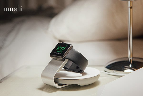 Moshi Travel Stand for Apple Watch 旅行充電座