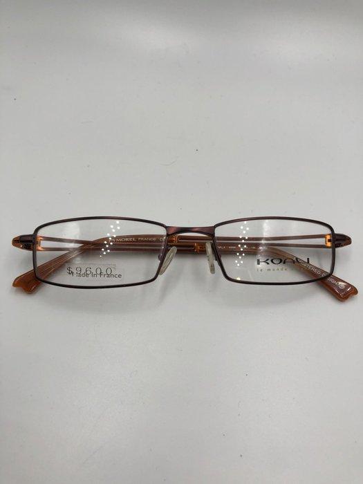 頂傑 KOALI 銅色復古鏡框 - 6368K