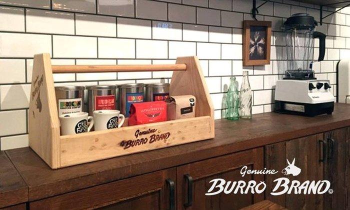 GOODFORIT / 美國車庫家具Burro Brand Tool Box原色松木工具箱