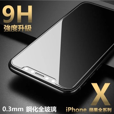 9H 鋼化 玻璃貼 iphone x 8 7 6S 6 5S se plus i7 i8 防爆 貼膜 保護貼 正面 背面