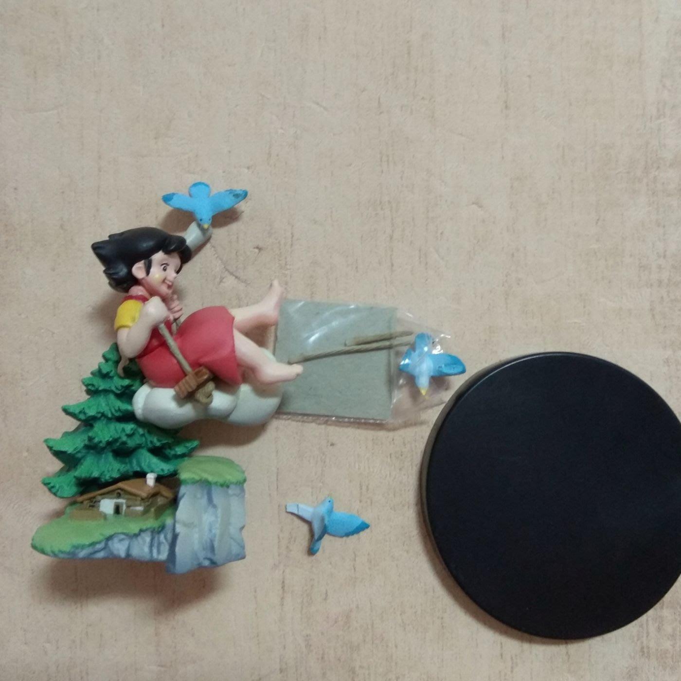 阿爾卑斯山的少女 小天使 模型 公仔 扭蛋 玩具