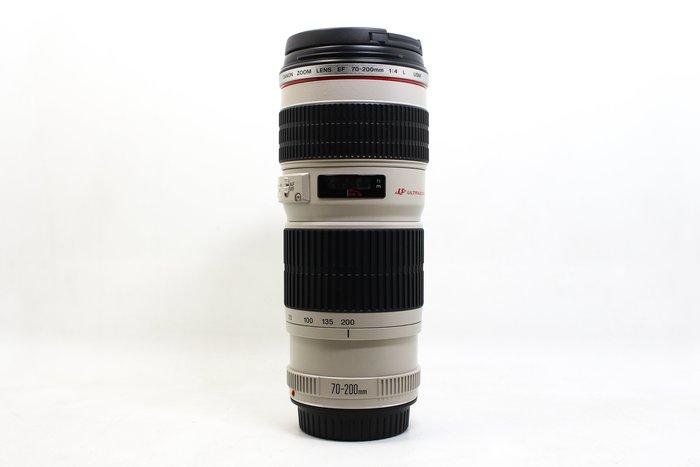 【高雄青蘋果】CANON EF 70-200MM F4 L USM UE鏡 望遠 二手鏡頭#21498