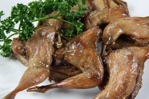 【年菜系列 】調味班甲(香檳鳥/鵪鶉) / 隻~烤箱油炸或微波~一隻切四塊 ~好吃便宜的年菜上桌~