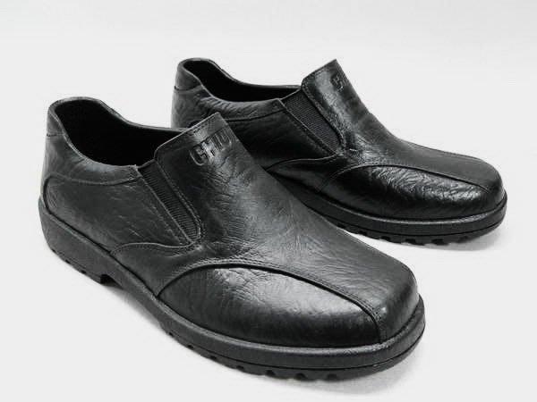 久大~紳士款一體成型防水工作雨鞋.廚師鞋.止滑.舒適.美觀..
