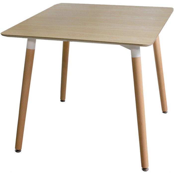 【YOI傢俱】悠宜居方桌 (80*80餐桌) 原木色 YBD-208 (另有黑色/白色賣場)