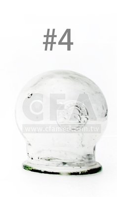 【好鄰居】玻璃拔罐杯 #4/個 費爾普斯 奧運用 選手拔罐 共四種尺寸 火罐 拔罐器 玻璃火罐 玻璃拔罐器 加厚款