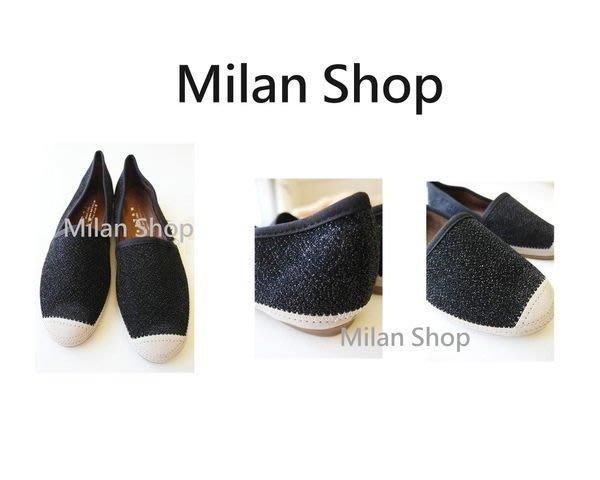 ~Milan Shop~ 最 正韓 Korea 超好穿舒適金蔥便鞋懶人鞋平底鞋 850 含