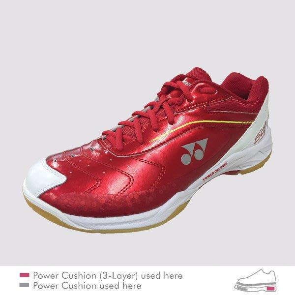 【凱將體育*羽球專業店】YONEX 專業羽鞋POWER CUSHION COMFORT 65α WIDE SHB65αW