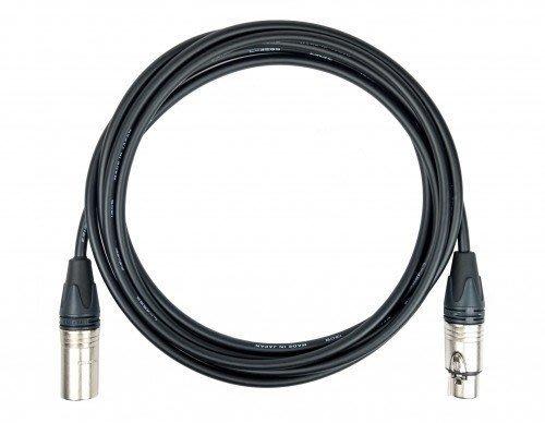 【六絃樂器】全新日本 Canare L-4E6S +Neutrik XLR 麥克風線3米 / 舞台音響設備 專業PA器材