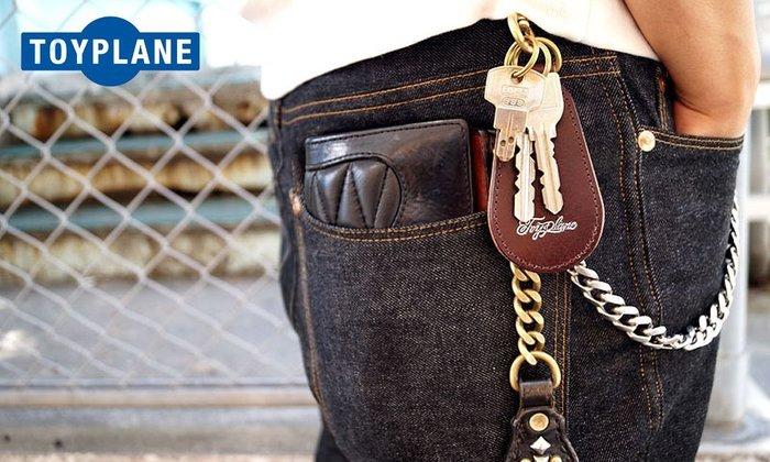 GOODFORIT / 日本品牌TOYPLANE LEATHER SHOE HORN皮革鞋拔鑰匙圈/兩色
