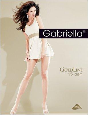 °☆就要襪☆°全新歐洲品牌 Gabriella GOLDLINE 雙重編織萊卡絲襪(15DEN)