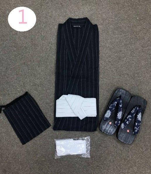 日本男士和服浴衣套裝便宜賣