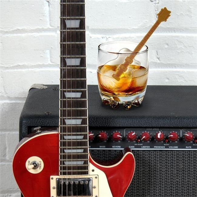 音樂吉他造型 製冰器 造型冰塊 (gibson,fender)