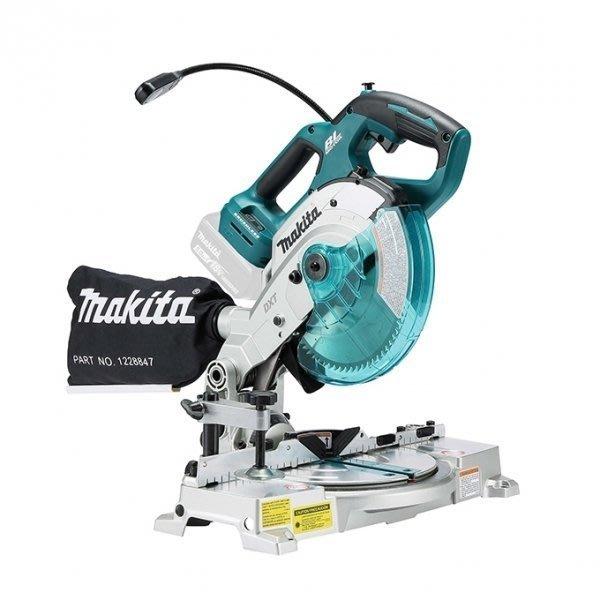 新款 牧田 makita DLS600Z ( 單主機 ) 18V充電式迷你切斷機/附鋸片 DLS600 輕巧易攜帶