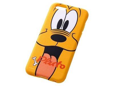 尼德斯Nydus~* 日本 迪士尼 高飛狗 布魯托 Pluto 軟殼 手機殼 大臉款 4.7吋 iPhone6