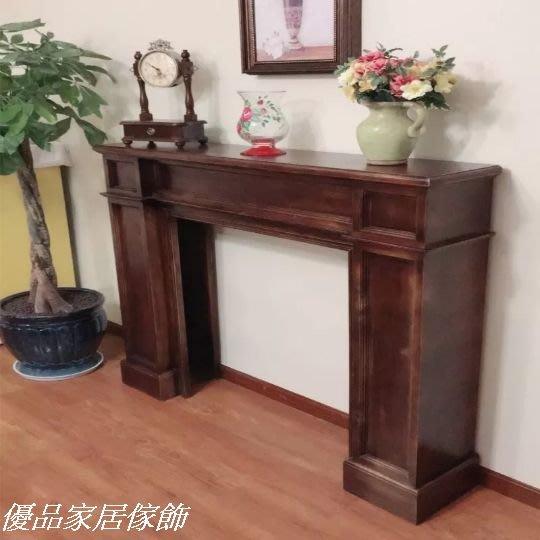 北歐簡約實木玄關桌/現代時尚實木裝飾櫃/條案桌/展示桌/置物桌
