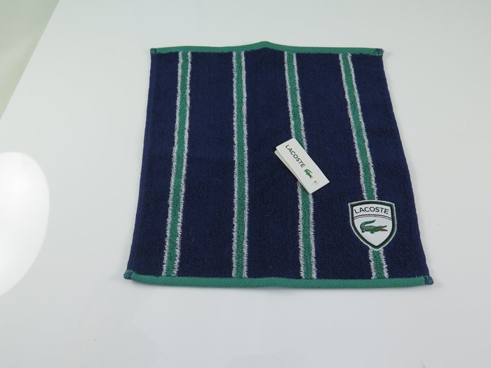 【iSport代購】日本代購  lacoste 毛巾 100%綿 014303-