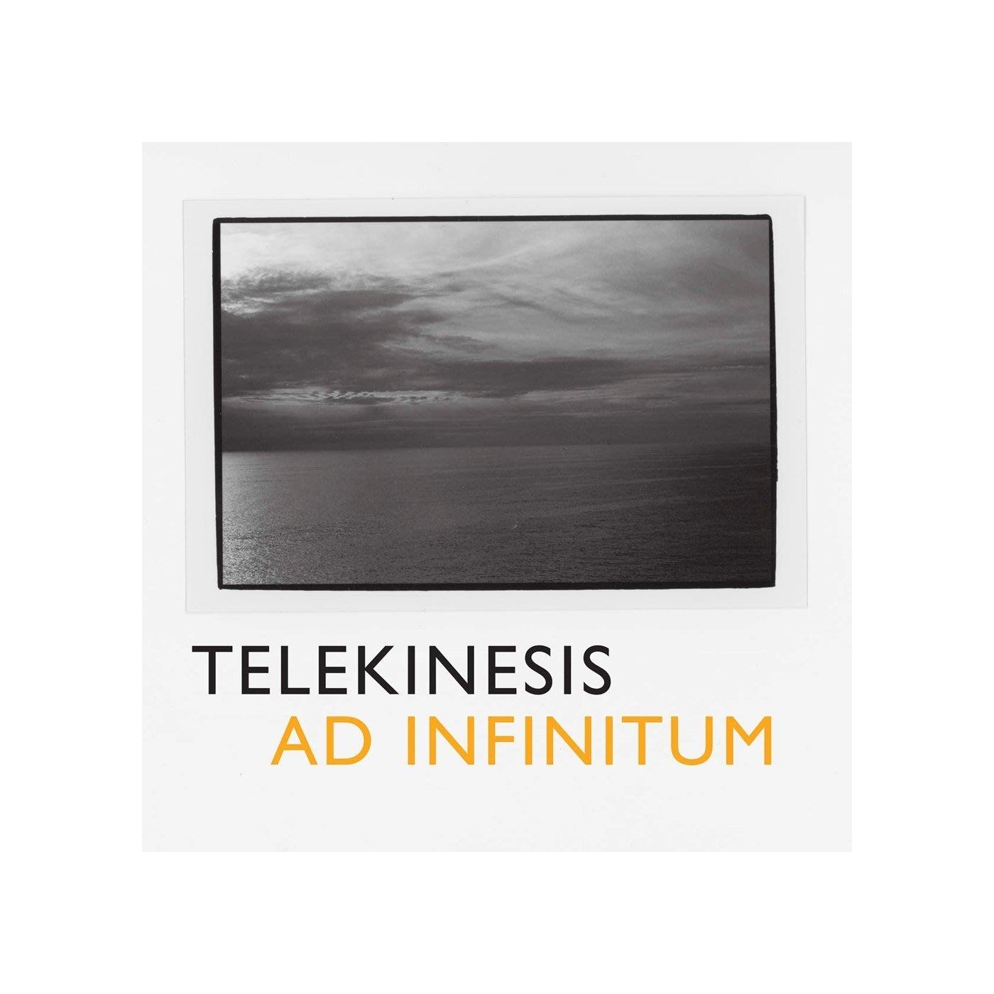 現貨 全新未拆 Telekinesis 心靈傳動樂團 AD Infinitum 無窮無盡 進口專輯 CD 獨立 電氣鬼才