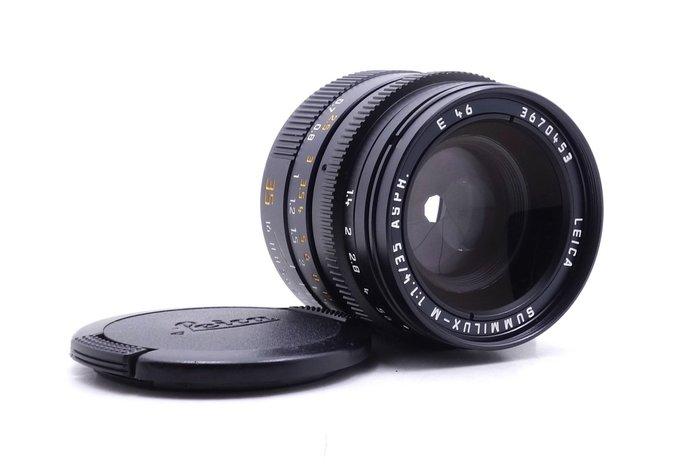【台中青蘋果】徠卡 Leica Summilux-M 35mm f1.4 ASPH E46 M鏡 德製 #11419