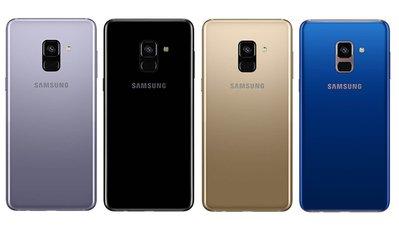 (分期價)線上申辦分期Samsung Galaxy A8 2018 另有 s9 s8  R11S  I8 I7 I7+