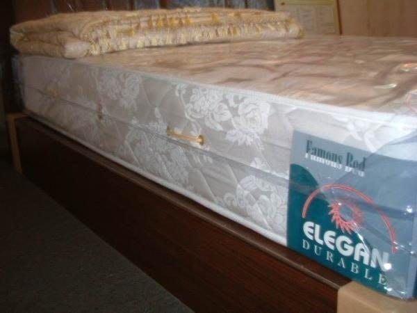 ※高雄 專業睡眠館 尊爵床墊※豪華版活性碳英國尊貴7環獨立筒床墊 加大6*6.2尺~雙iso認證